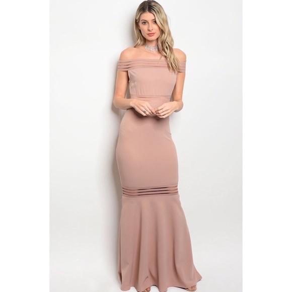 Pink Mermaid Dresses